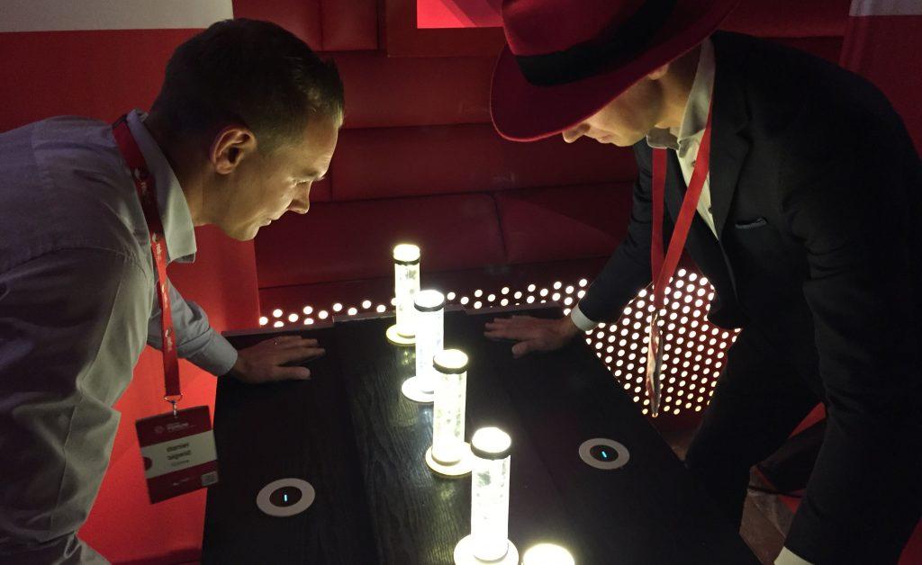 Conoa på Red Hat Forum Stockholm 2017