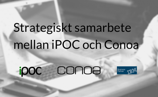 iPOC och Conoa samarbete IBM i