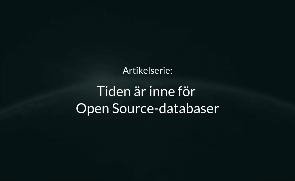 Open Source Databaser