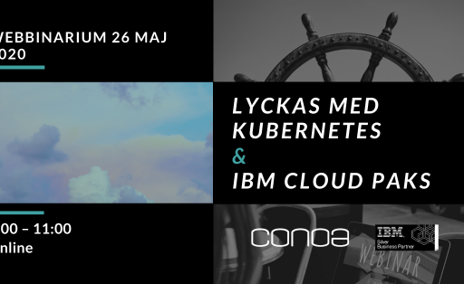 Kubernetes och IBM Cloud Paks Webinar