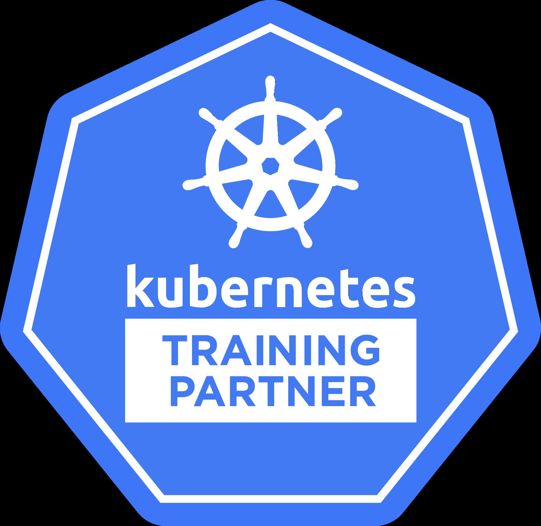 Kubernetes KTP logo i färg