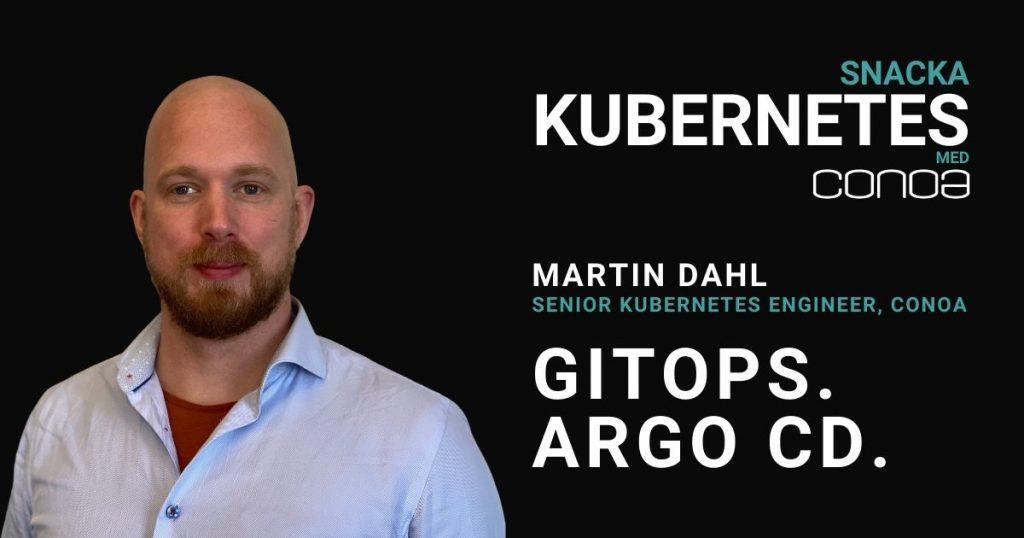 Gitops och Argo Snacka Kubernetes Blogg Bild