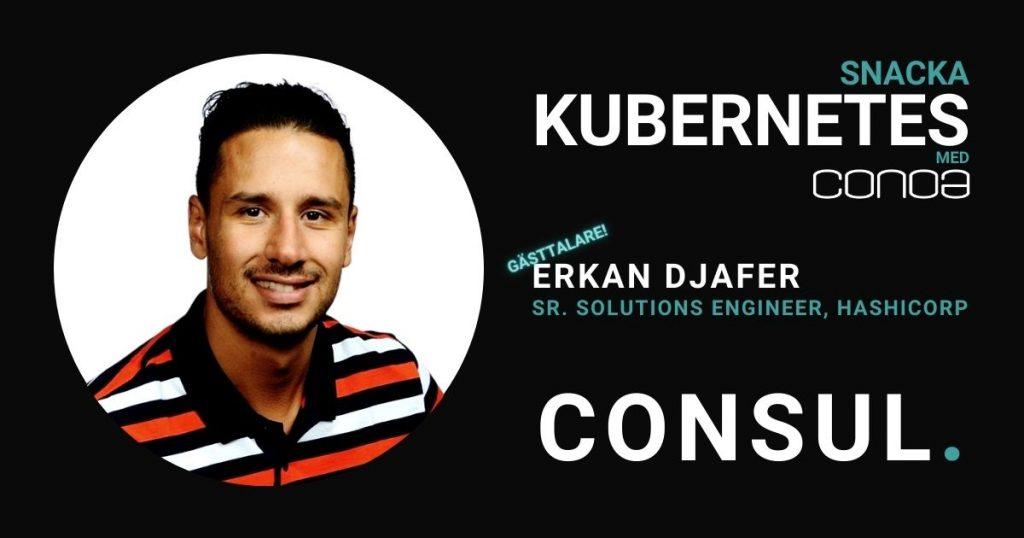 Consul Hashicorp Erkan Djafer Blogg Bild