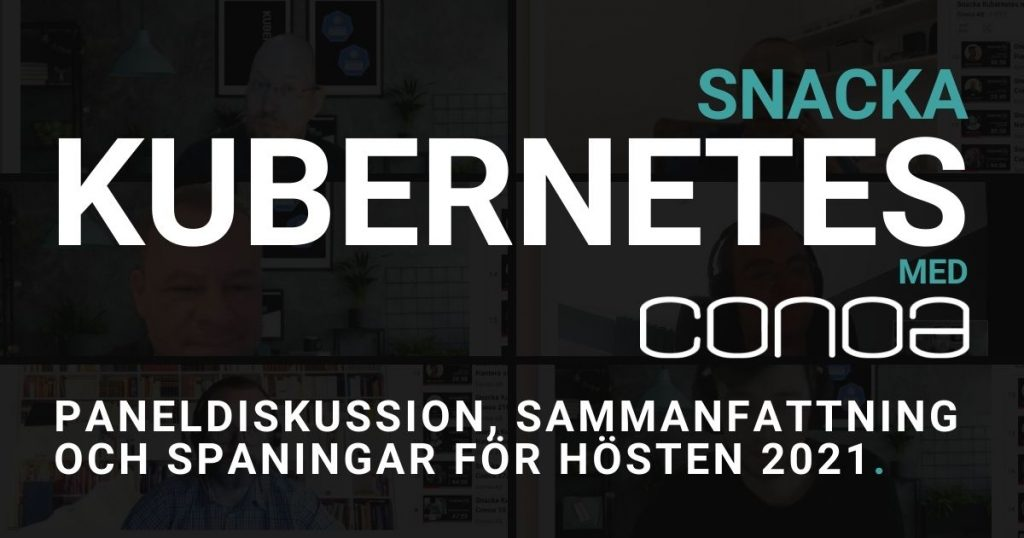 Snacka Kubernetes Sommarlov Blogg Bild